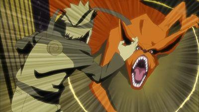 Naruto vs. The Nine Tails!