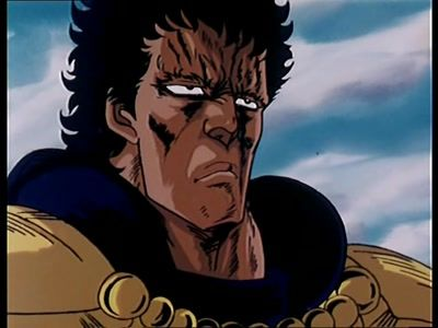 The Legend of the Savior of Asura! His Name is Raoh!!