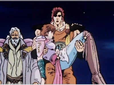 The Final Episode: Farewell, Kenshiro! Farewell, the Divine Fist of the North Star!!