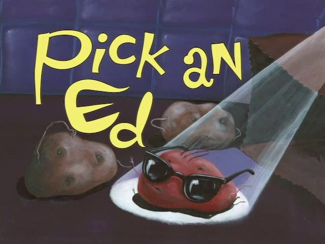 Pick an Ed