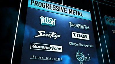 Progressive Metal