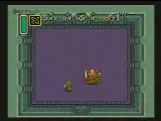 Kamigami no Triforce (Legend of Zelda: A Link to the Past)