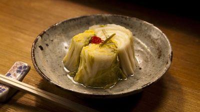 Hakusaizuke (Pickled Cabbage)
