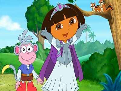 Dora's Knighthood Adventure