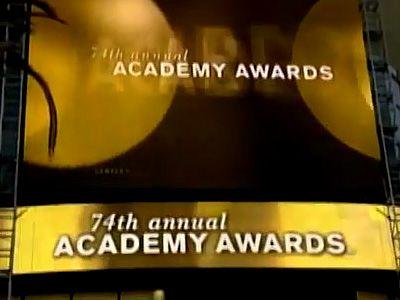 The 74th Academy Awards 2002