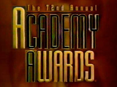 The 72nd Academy Awards 2000