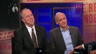Alan Huffman & Michael Rejebian