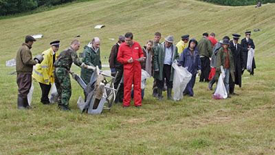 Lockerbie Disaster (Pan Am 103)