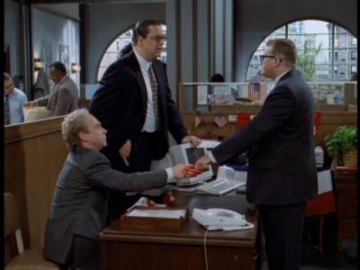Drew Meets Lawyers