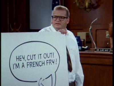 Drew in Court