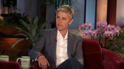 Tim Conway / Ellen DeGeneres