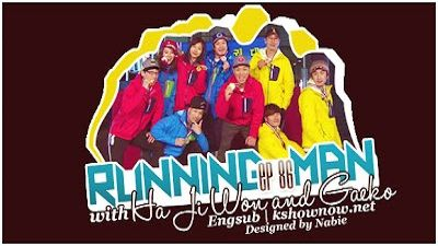 Running Man Sports Competition