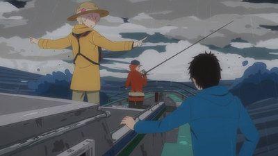 Legend of the Big Fish