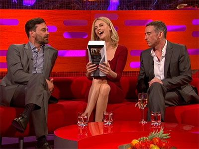 Jon Hamm, Charlize Theron, Steve Coogan and Rumer