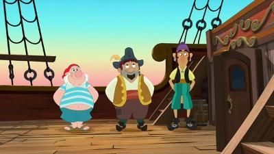 Captain Hook is Missing!