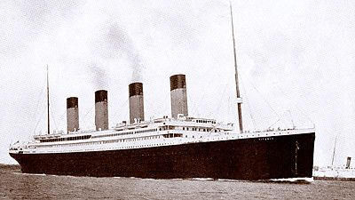 Titanic: A Commemoration in Music and Film