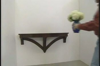 Wall Hung Console