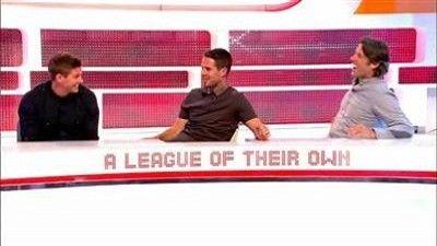 Steven Gerrard and Georgie Thompson