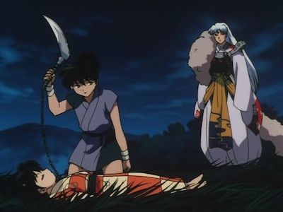 Vanishing Point; Naraku Disappears