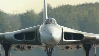 Vulcan Bomber: Return to the Skies