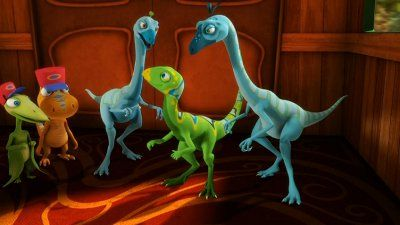 Dinos A-Z, Part 3: Classification