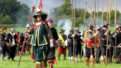 Roundhead or Cavalier: Which One Are You?