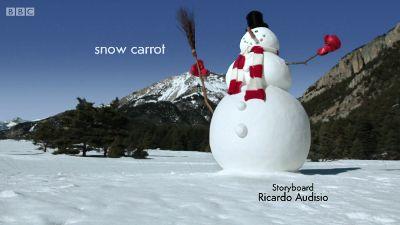 snow carrot