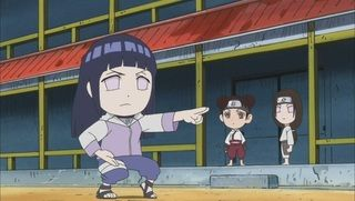 Hinata is Neji's Cousin / Hinata's Weak Point is Naruto