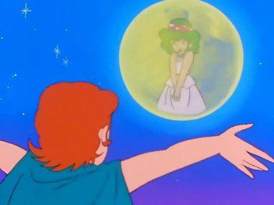 Moon goddesss, Selene