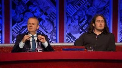 Alastair Campbell, Nick Hewer, Ross Noble