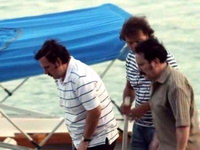Pablo y Gonzalo llegan a Panamá