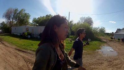 Darkman of Standing Rock; Blackstar Shadow Man