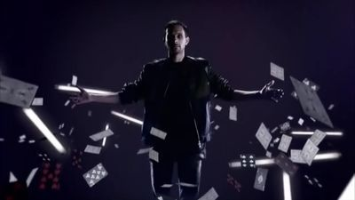 Dynamo attends the World Poker Tour in Venice