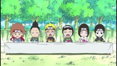The Warring Chef Triad! / Time to Tone Down Guy-Sensei!