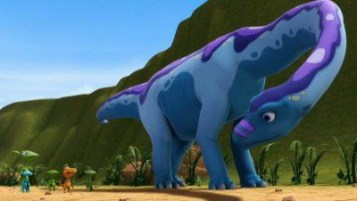 An Apatosaurus Adventure