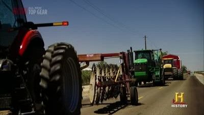 The Tractor Challenge