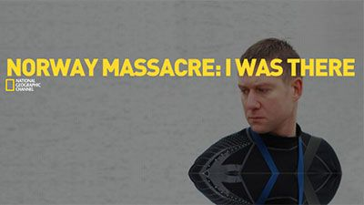 Norway Massacre: I Was There