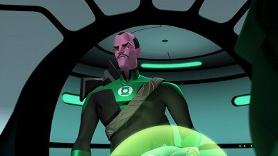 Prisoner of Sinestro