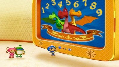 Let's Play Math Dragons