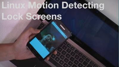 Linux Motion Detecting Lock Screens and Android NFC Hacking with Arduino