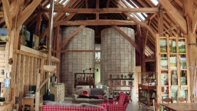 Revisited - Essex: The Large Timber-framed Barn