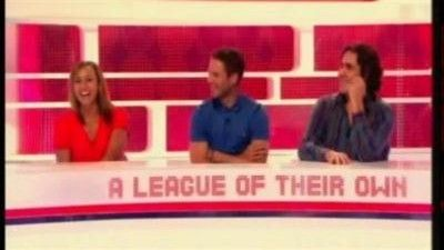Jessica Ennis, Jimmy Carr and Micky Flanagan