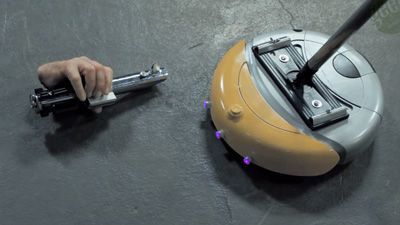 Light Based Arm Cutter Instrument