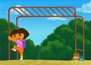 Yes We Can! (To the Monkey Bars)