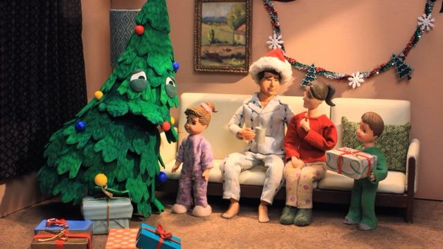 Robot Chicken's ATM Christmas Special