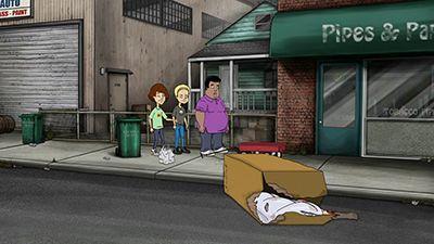 Reggie Dog Bites