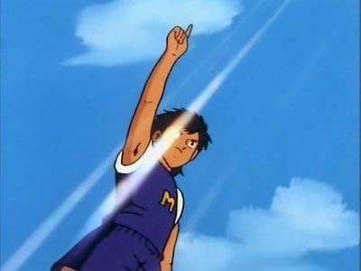 Kojiro's Sign of Winning
