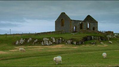 Berneray Church, Outer Hebrides