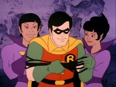 The Case of the Shrinking Superfriends