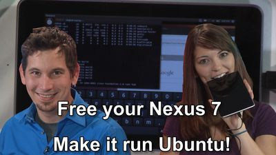 Free Your Nexus 7 - Make It Run Ubuntu!